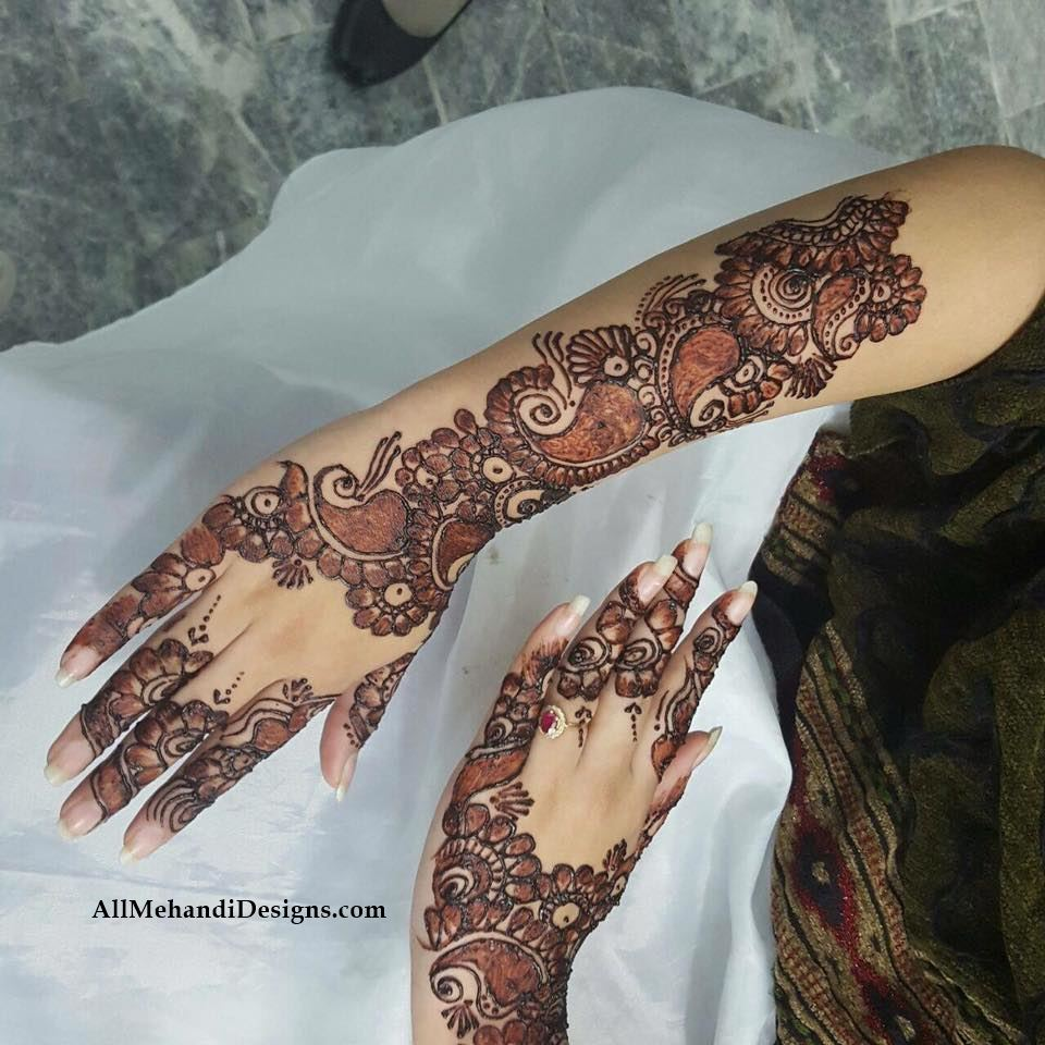 Arabic Mehndi Designs For Hands Pdf