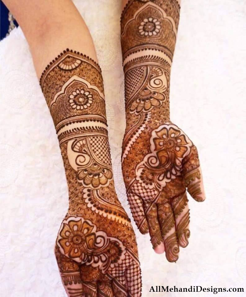 Mehndi designs pdf arabic