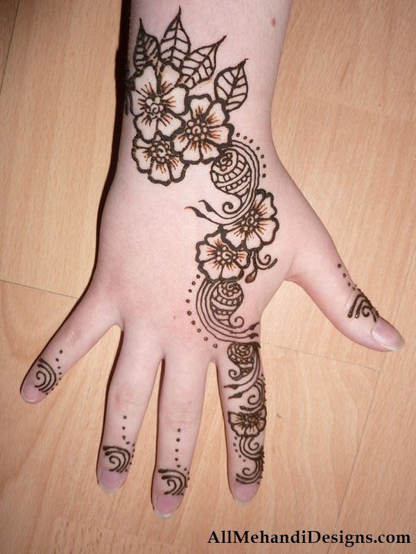 Kids Mehndi Designs  Mehandi Designs for Kids  Mehndi Designs for Small  Girl  Cute. 1000  Cute Mehndi Designs for Kids   Beautiful Henna Pattern