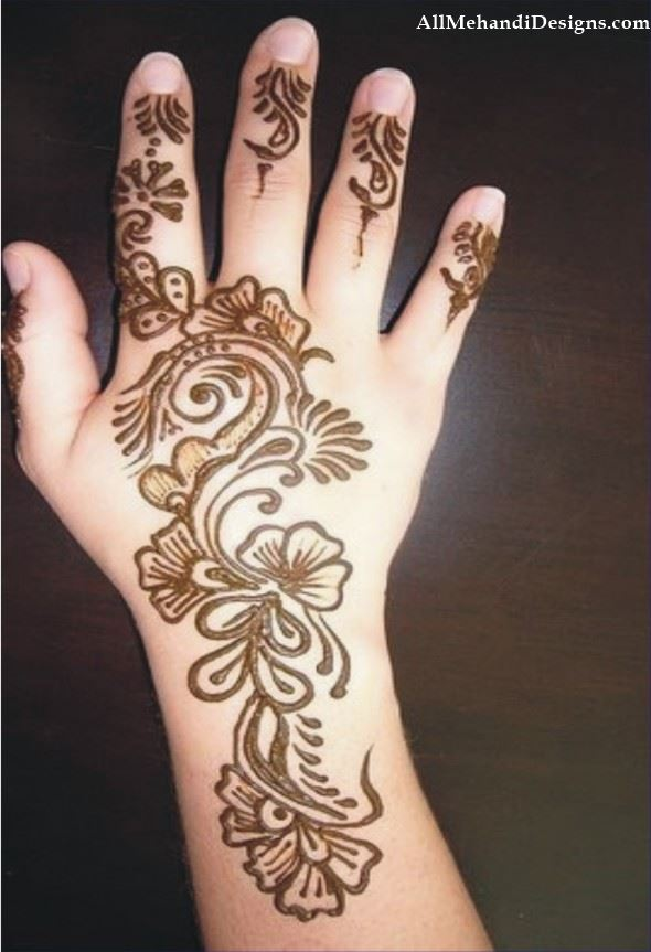 1000 cute mehndi henna designs for kids for small baby