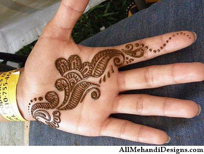 1000 Cute Mehndi Henna Designs For Kids