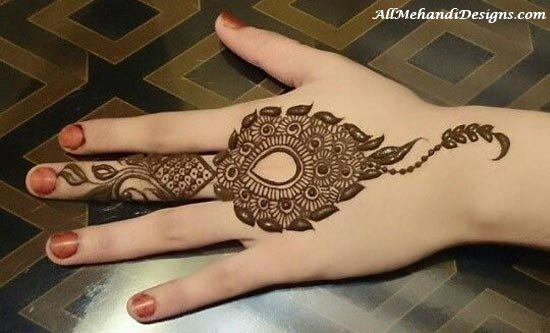 Mehndi Tattoo Peacock Feather : 1000 easy finger mehndi designs henna ideas