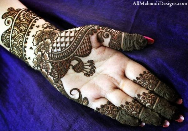 Mehndi Eid Designs : Beautiful eid mehndi designs photos special collection
