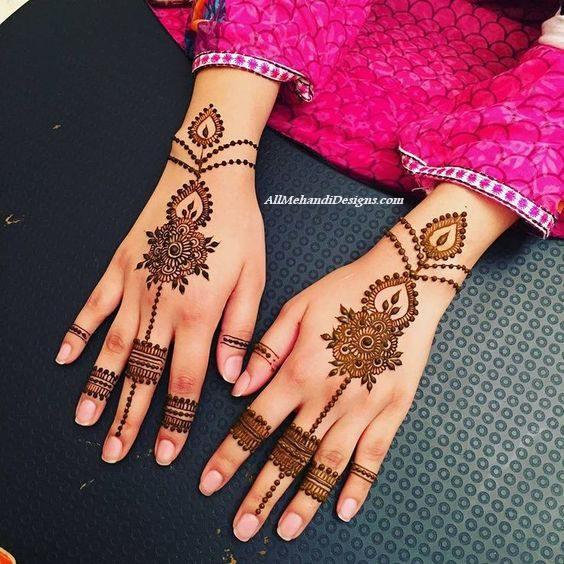 Karwa chauth mehndi designs, mehandi designs for karwa chauth