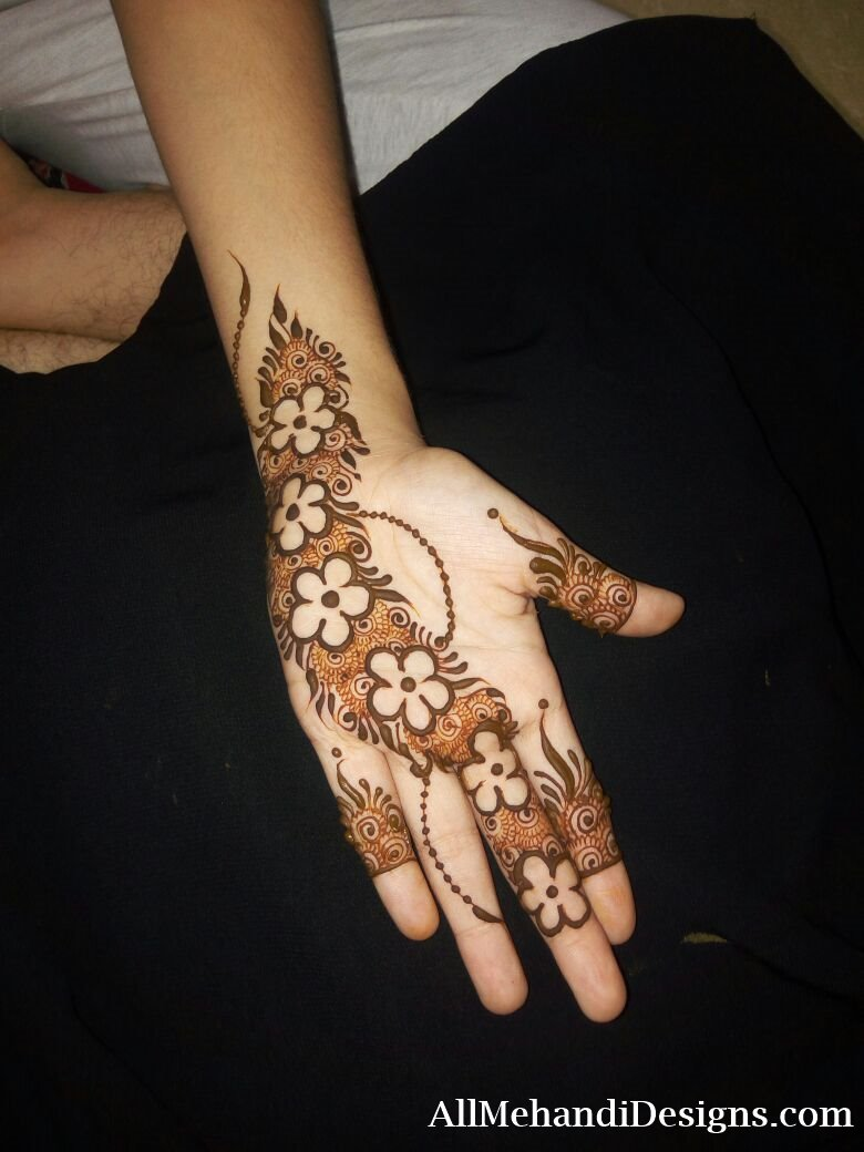 1000 Latest Indian Mehndi Designs For Hands