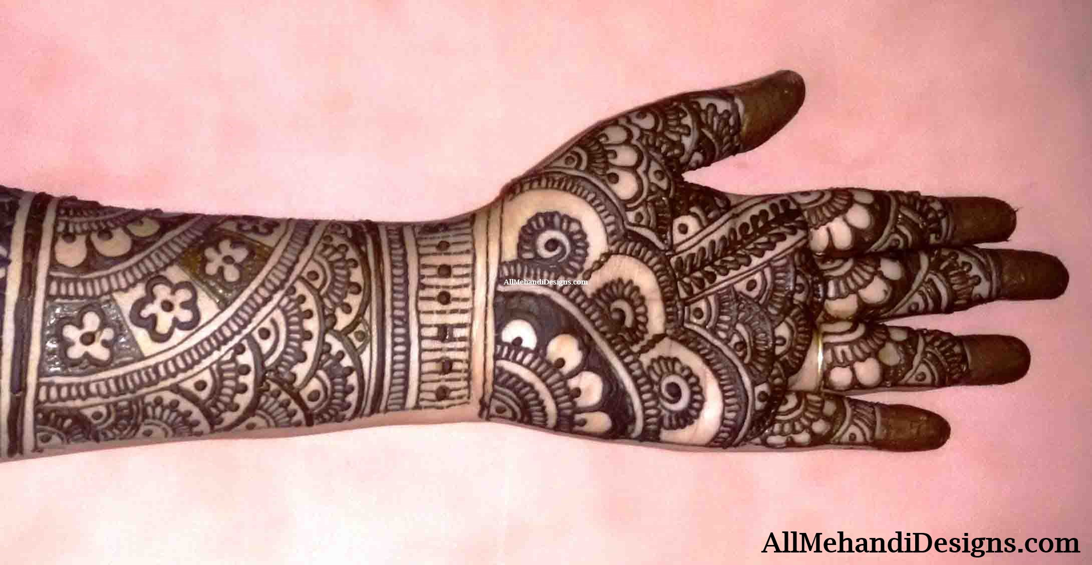 Mehndi Designs For Palm : Pakistani mehndi designs henna patterns pictures