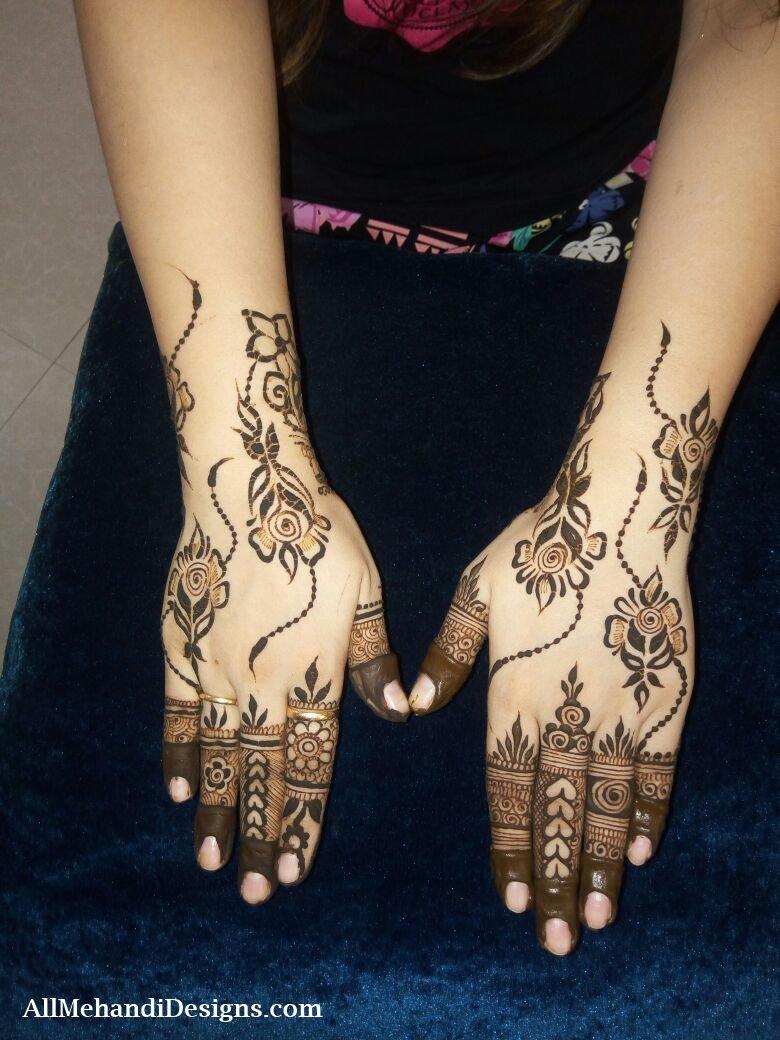 henna design patterns