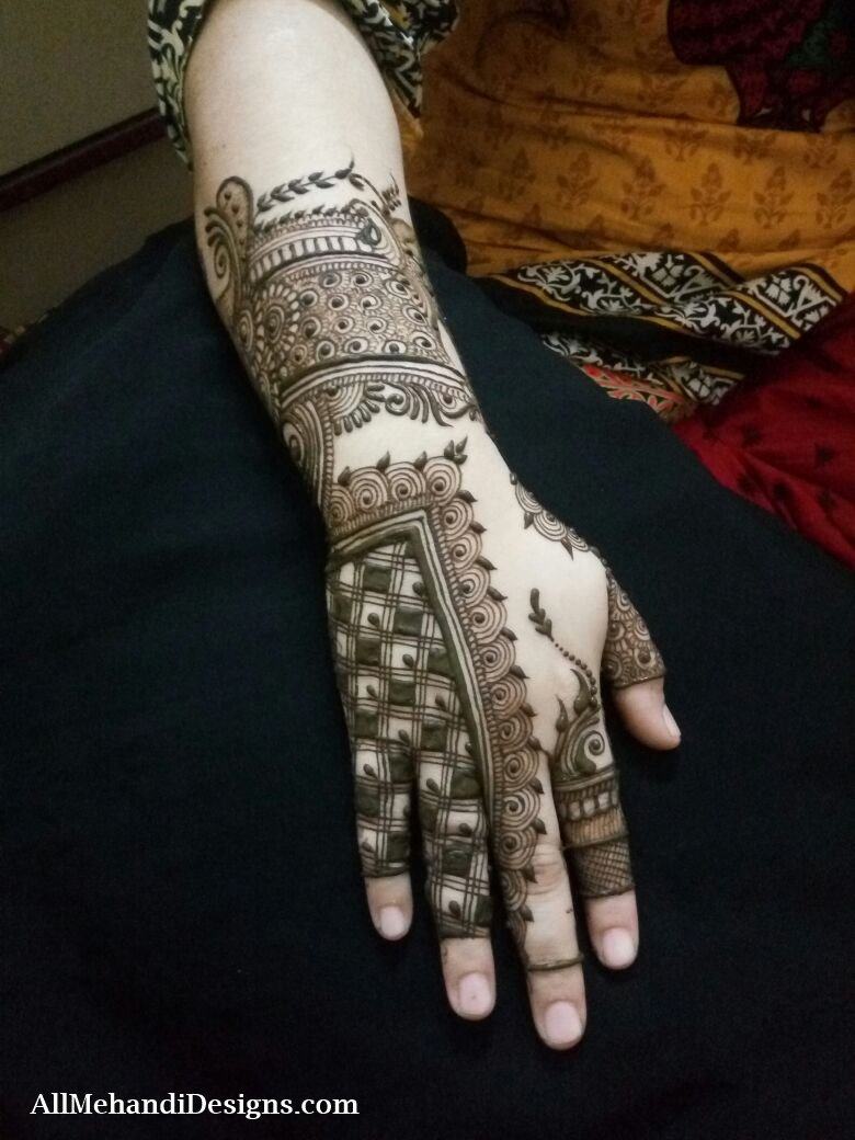 1000+ Pakistani Mehndi Designs - Henna Patterns & Pictures