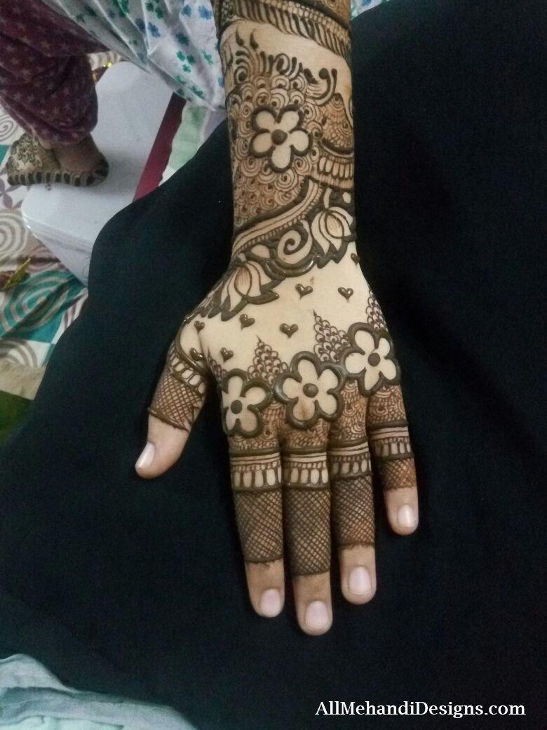 1000+ Pakistani Mehndi Designs - Henna Patterns & Pictures