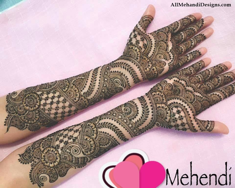 Latest Mehndi Design Book