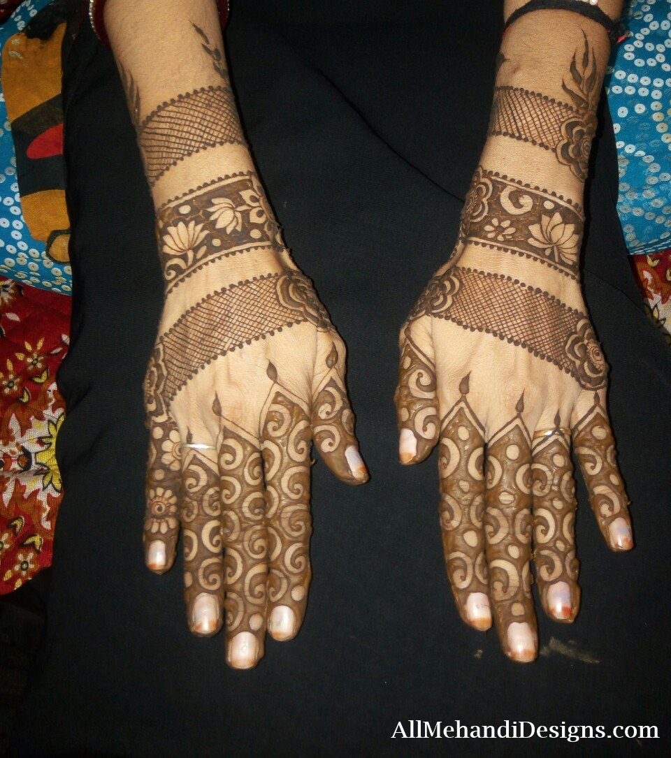 Home Design Ideas Hindi: 1000+ Latest Indian Mehndi Designs For Hands