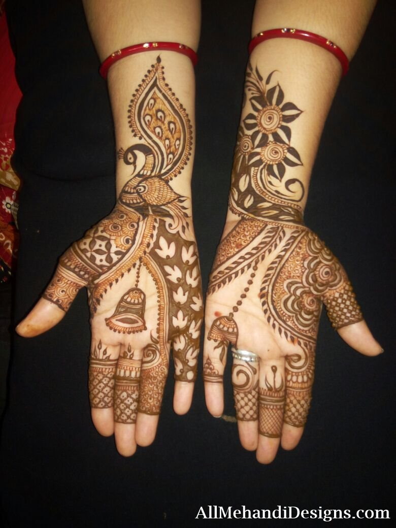 1000+ Latest Indian Mehndi Designs for Hands