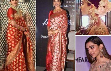Wedding Sarees Designs