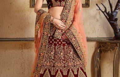 Bridal Lehenga Tips for Different Body Shapes