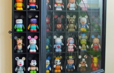 5 Shelves for Displaying an Awesome Toy Collection