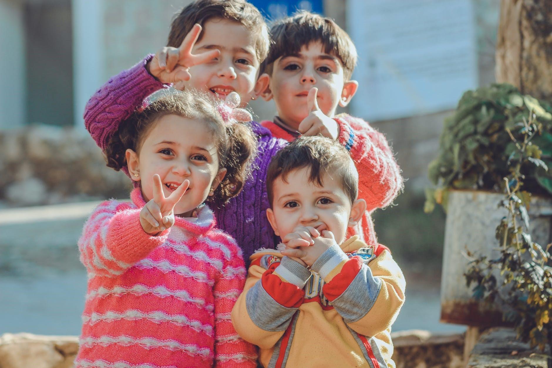 Cinq façons de développer la santé mentale d'un jeune enfant