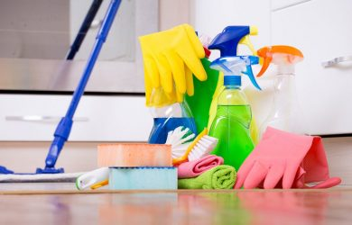 How to Clean During a Pandemic - 10 Common Mistakes you Should Avoid
