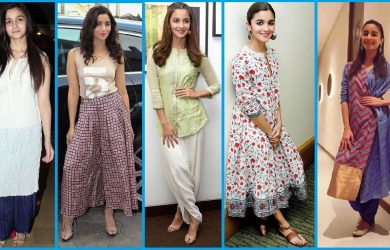 Top 5 Indian Ethnic Outfit You Need to Have - Must See