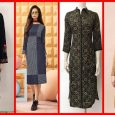 Ideas for Styling Your Embroidered Kurtis This Winter